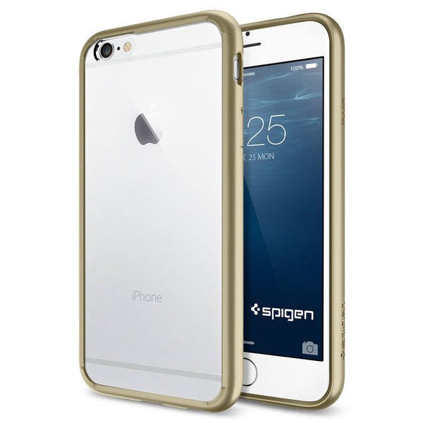 Spigen Ultra Hybrid Series Case for IPhone 6 Champagne Gold