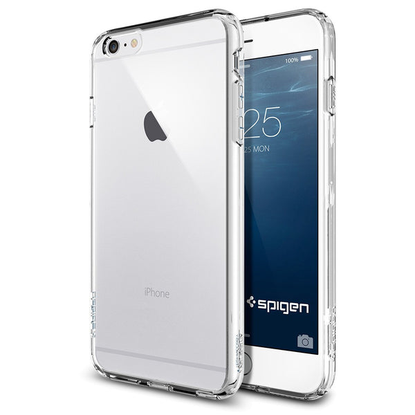 Spigen Ultra Hybrid Series Case for IPhone 6 Plus Crystal Clear