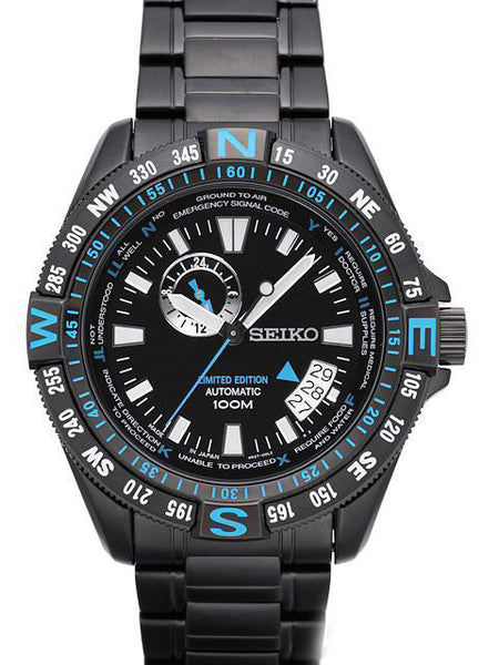 Seiko 5 Automatic Limited Edition SSA115 Watch (New with Tags)