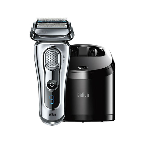 Braun 9095cc Series 9 Wet and Dry Shaver