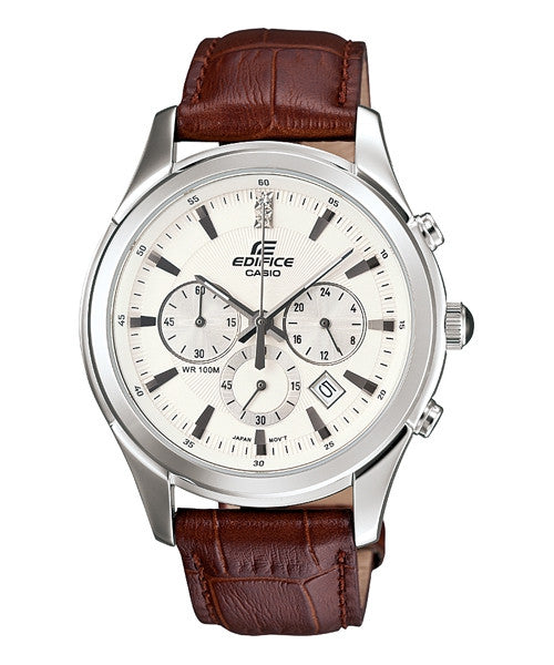 Casio Edifice and Sheen EFR-517L-7A Watch (New With Tags)