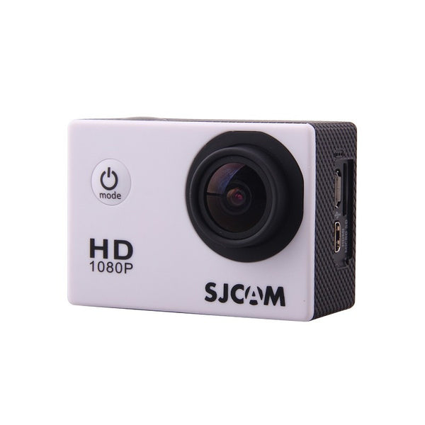 SJCAM SJ4000 1080p Full HD DVR Action Sport Camera White