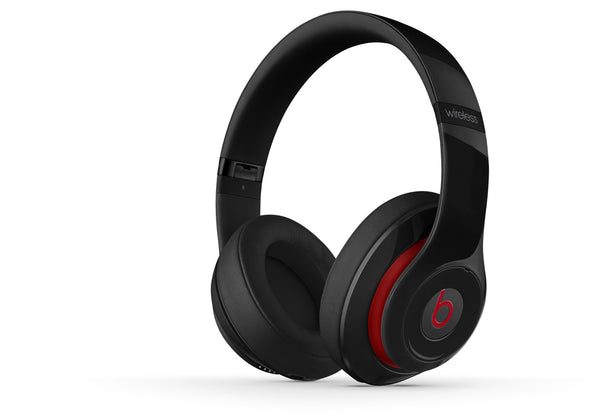 Beats Studio Wireless Black Over Ear Headphone (MH8H2PA/B)