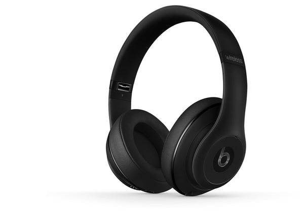 Beats Studio Wireless Matte Black Over Ear Headphone (MHAJ2ZP/A)