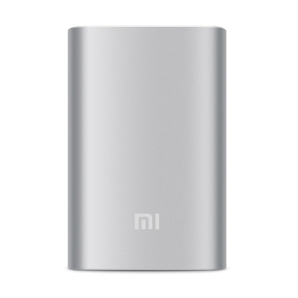 Xiaomi 10000 mAh Power Bank (Silver)