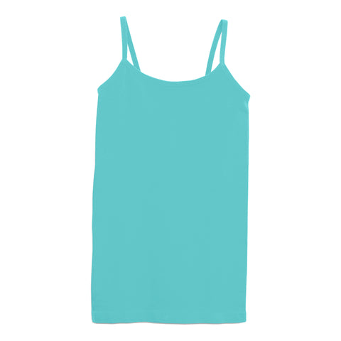#1 Seamless Tank Top - Aquarelle