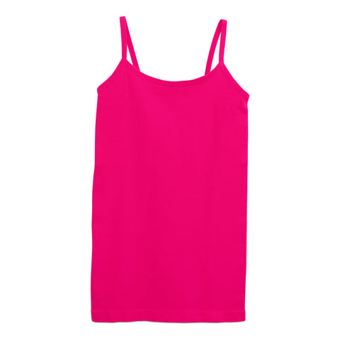 #1 Seamless Tank Top - Beetroot Purple