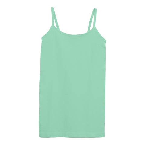 #1 Seamless Tank Top - Dusty Jade Green