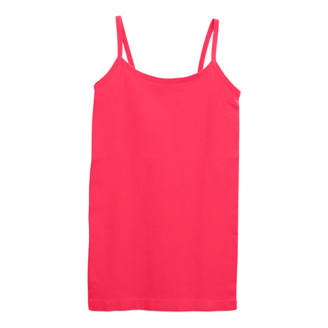 #1 Seamless Tank Top - Raspberry
