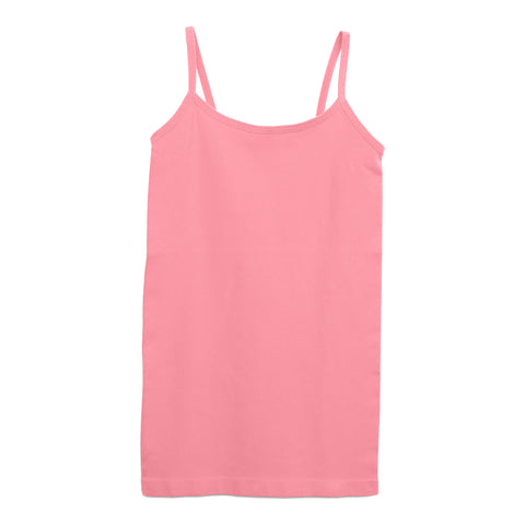 #1 Seamless Tank Top - Wild Rose