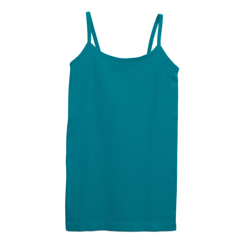 #1 Seamless Tank Top - Biscay Bay