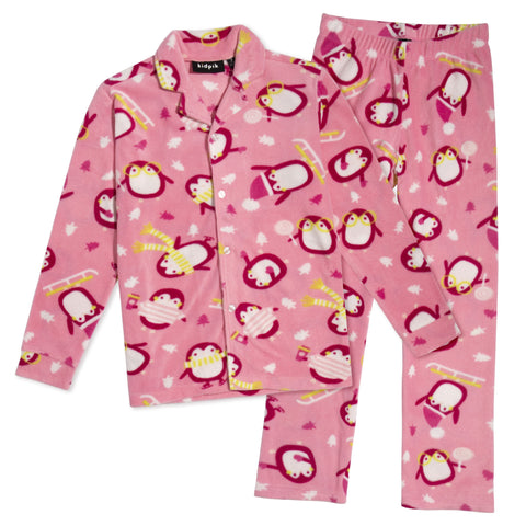 Adult Penguin Pjs - Rosebloom