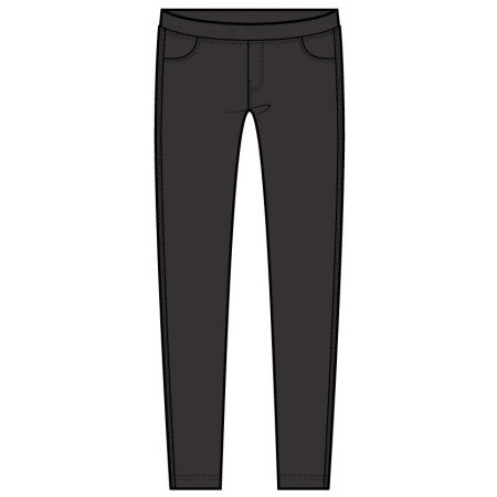 Trouser Legging - Black