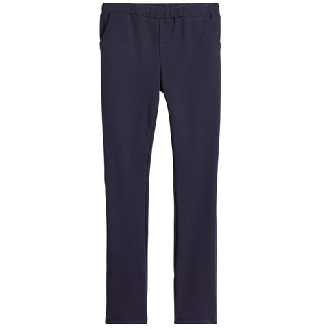 Trouser Legging - Dark Denim