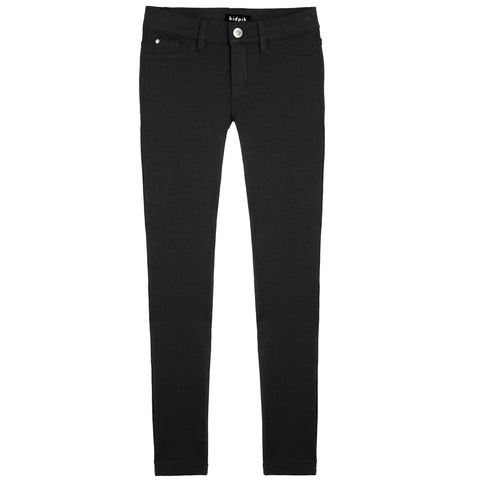 5 Pocket Knit Pant - Black