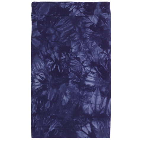 Tie Dye Pencil Skirt - Blue Ribbon