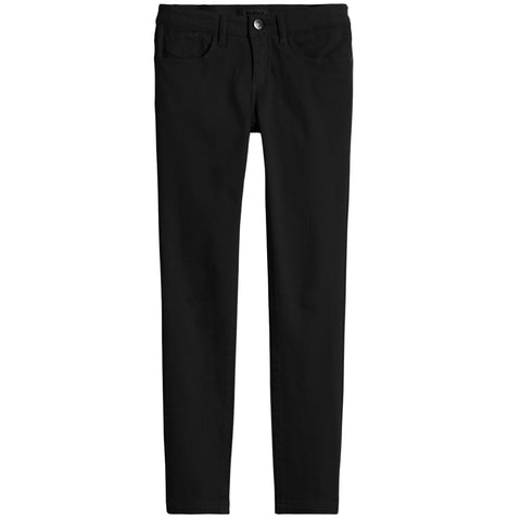 Colored Skinny Pant - Black
