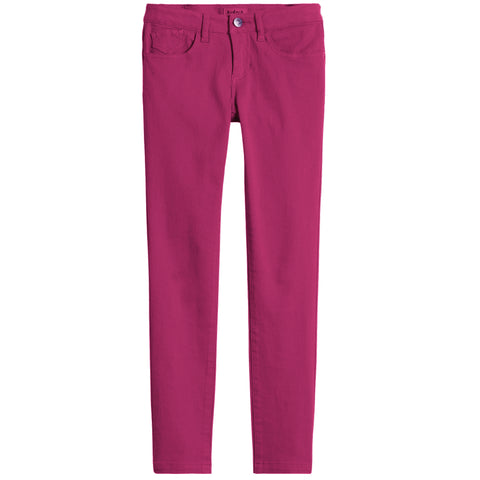 Colored Skinny Pant - Festival Fuchsia