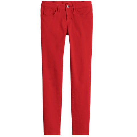 Colored Skinny Pant - Rio Red