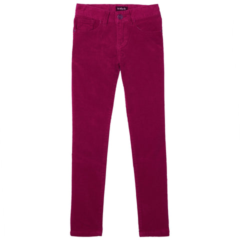 Super Soft Skinny Cord - Beetroot Purple