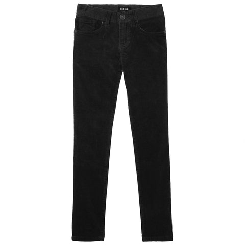 Super Soft Skinny Cord - Black