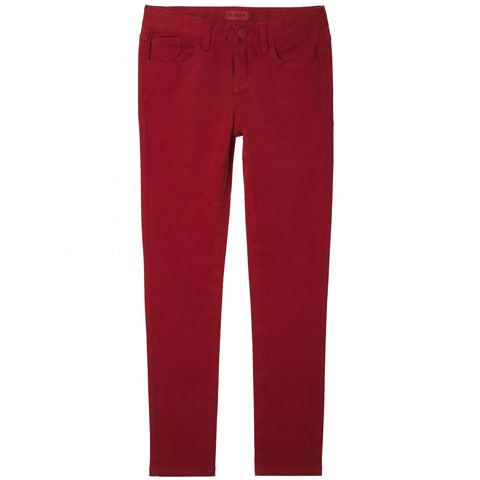 Super Soft Skinny - Rio Red