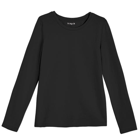 Essential Layer Tee - Black