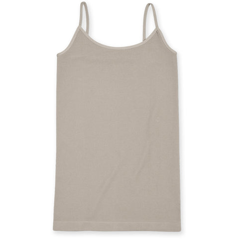 #1 Seamless Tank Top - Flint Grey