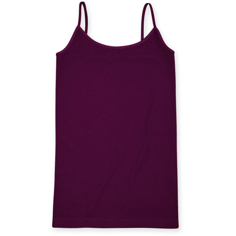 #1 Seamless Tank Top - Winter Bloom