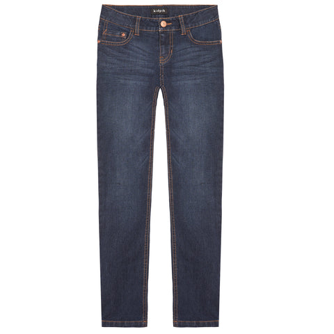 Denim Straight Jean - Blue Horizon Wash