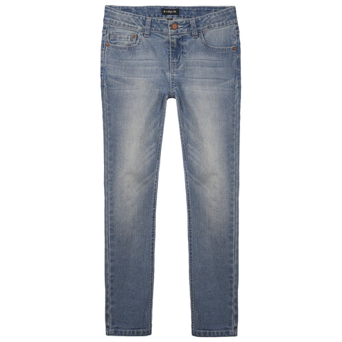 Denim Skinny Jean - Sky Blue Wash
