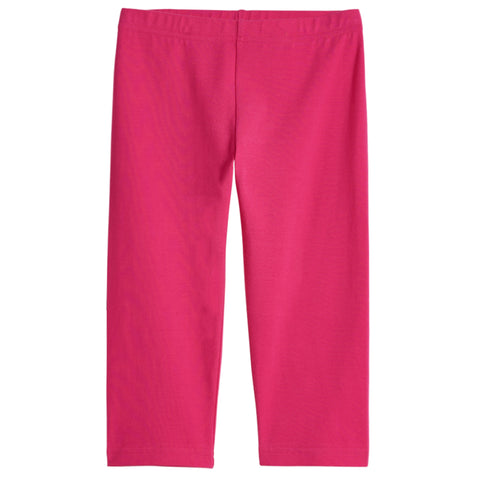 Capri Legging - Fuchsia Purple