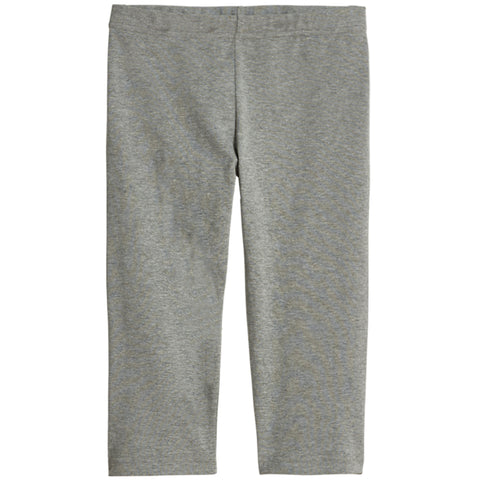 Capri Legging - Medium Heather Grey
