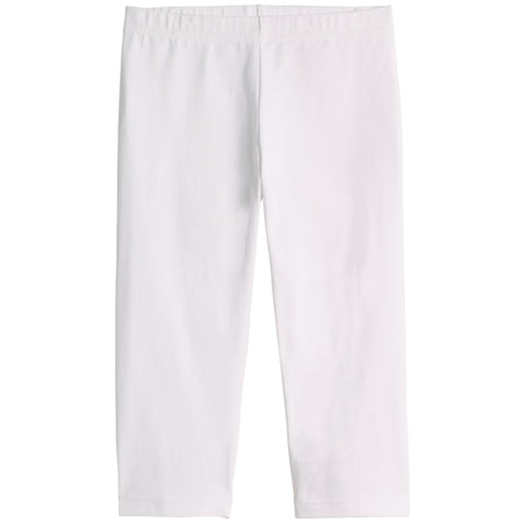 Capri Legging - White