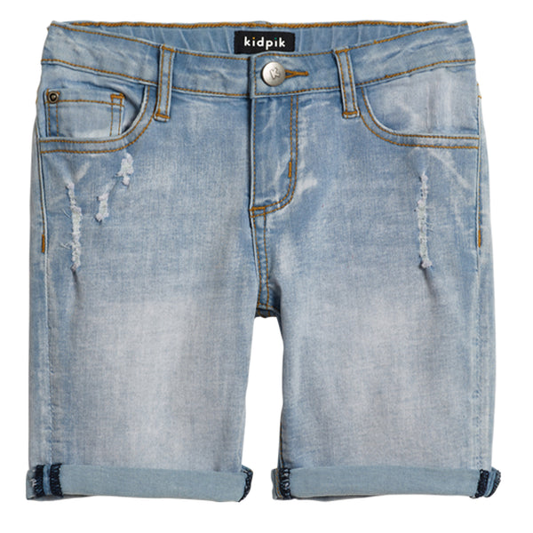 Roll Cuff Bermuda Short