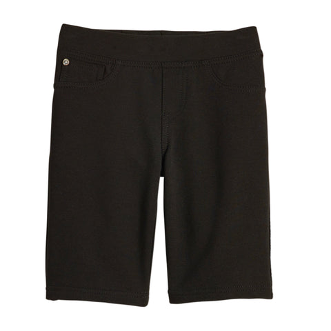 French Terry Bermuda - Black
