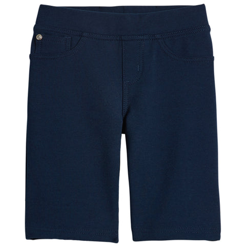 French Terry Bermuda - Kidpik Navy