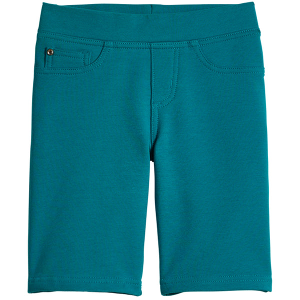 Pull On Knit Bermuda Short