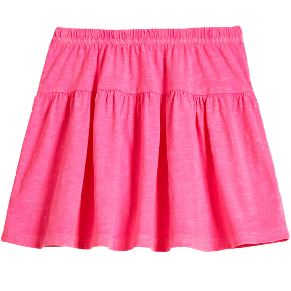 Drop Yoke Skirt