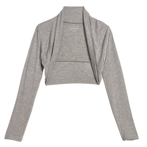 Versatile  Shrug - Heather Grey
