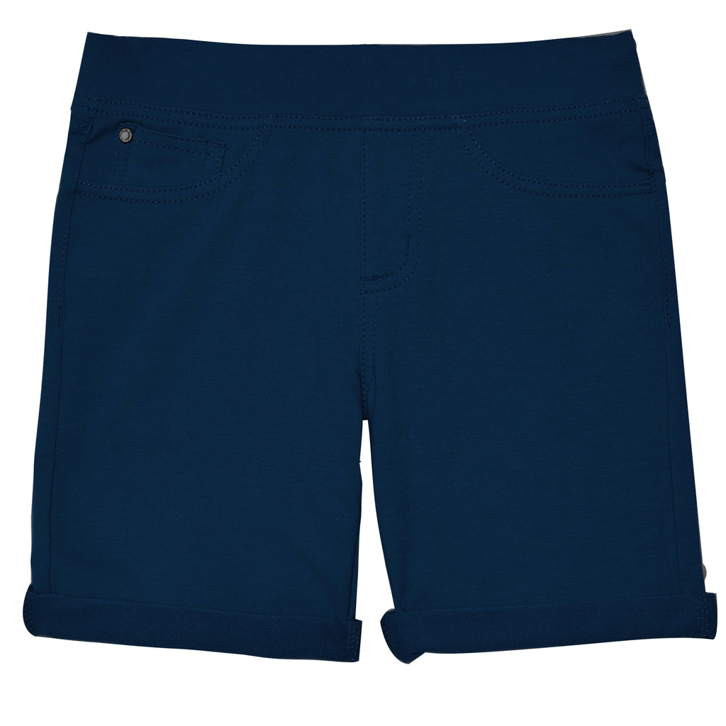 5pocket Knit Bermuda Short