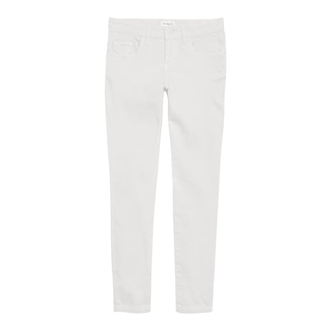 Overdyed Super Soft Skinny - White