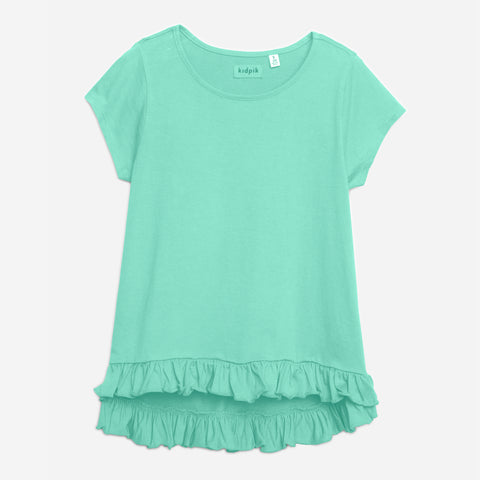 COCO Swing Top - Lucite Green