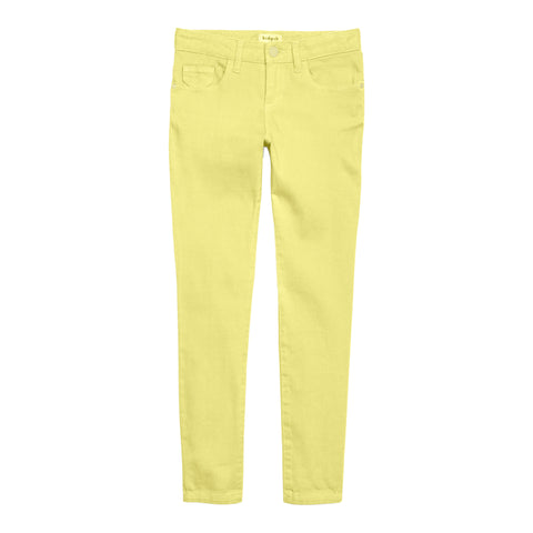 Overdyed Super Soft Skinny - Limelight