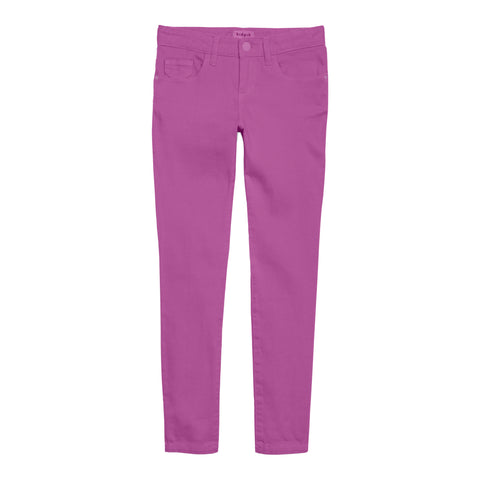 Colored Skinny Pant - Striking Purple