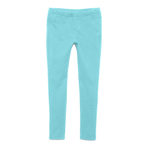 Cozy Knit Jegging - Aquarelle