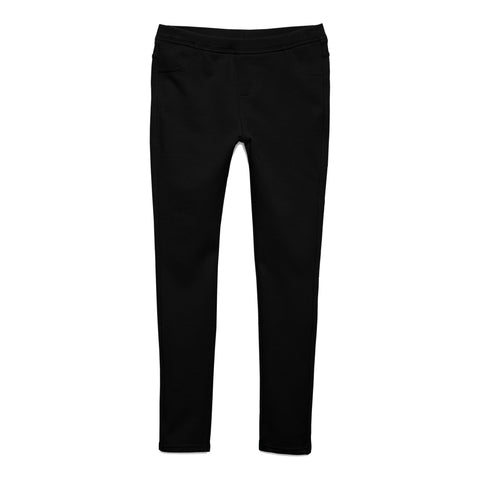 Cozy Knit Jegging - Black