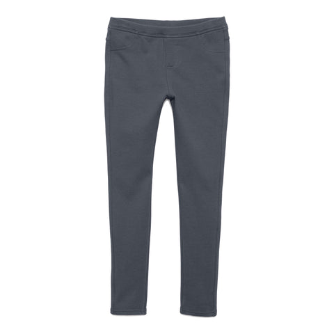 Cozy Knit Jegging - Blackened Pearl