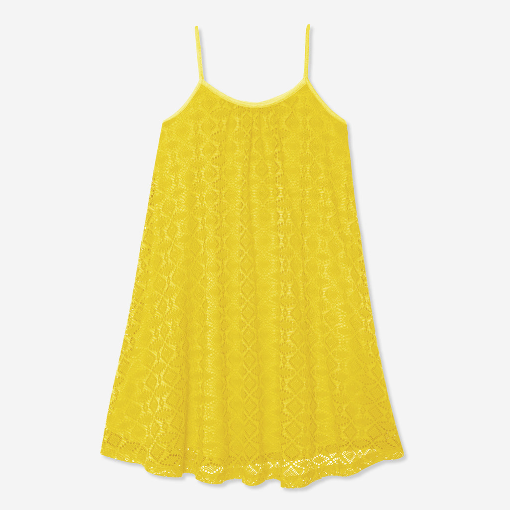Crochet Swing Dress
