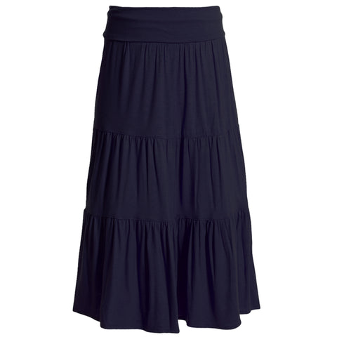 Gauze Skirt - Blue Ribbon